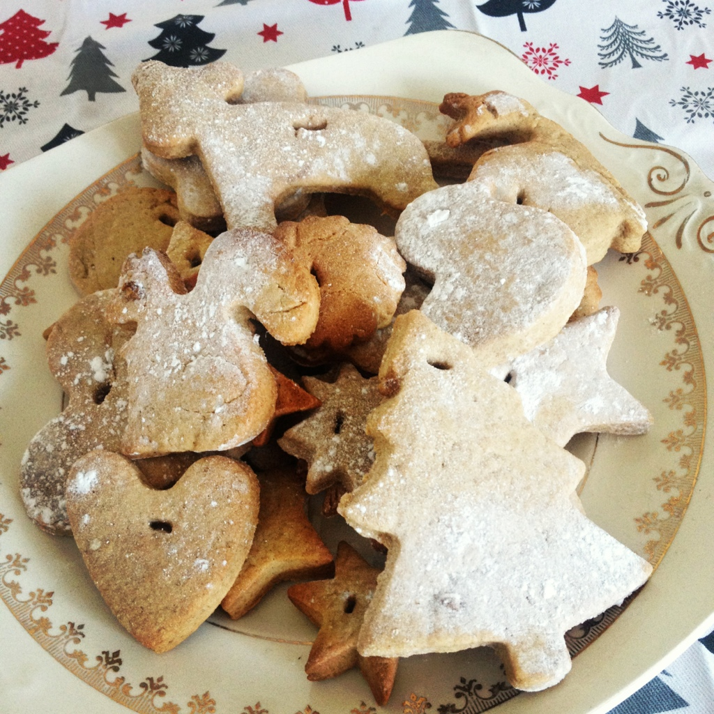 Tree Biscuits recipe by Jack Monroe. Photo Copyright Susan Bell.