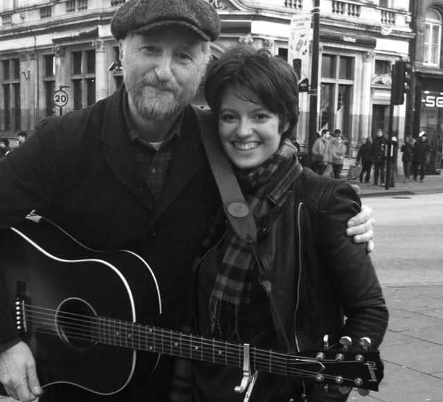BUSKING WITH BILLY