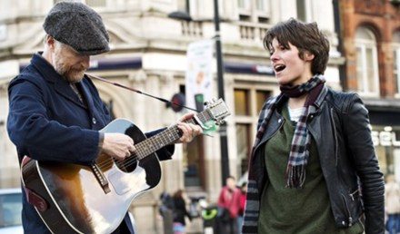BUSKING WITH BILLY BRAGG