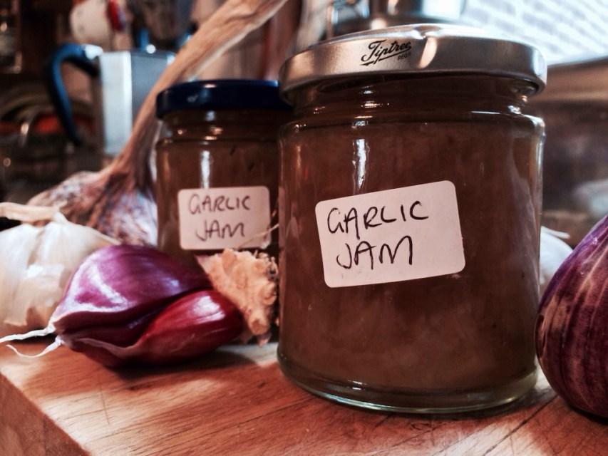 Garlic jam [VG/V/DF/GF]