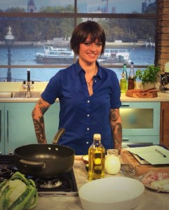 Jack Monroe, ITV This Morning