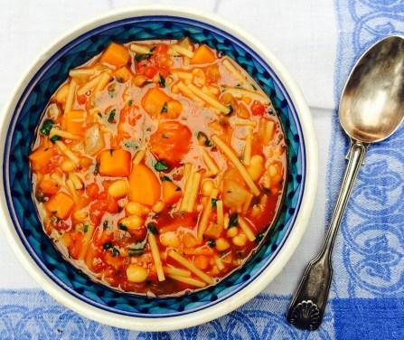 Minestrone Soup, 19p