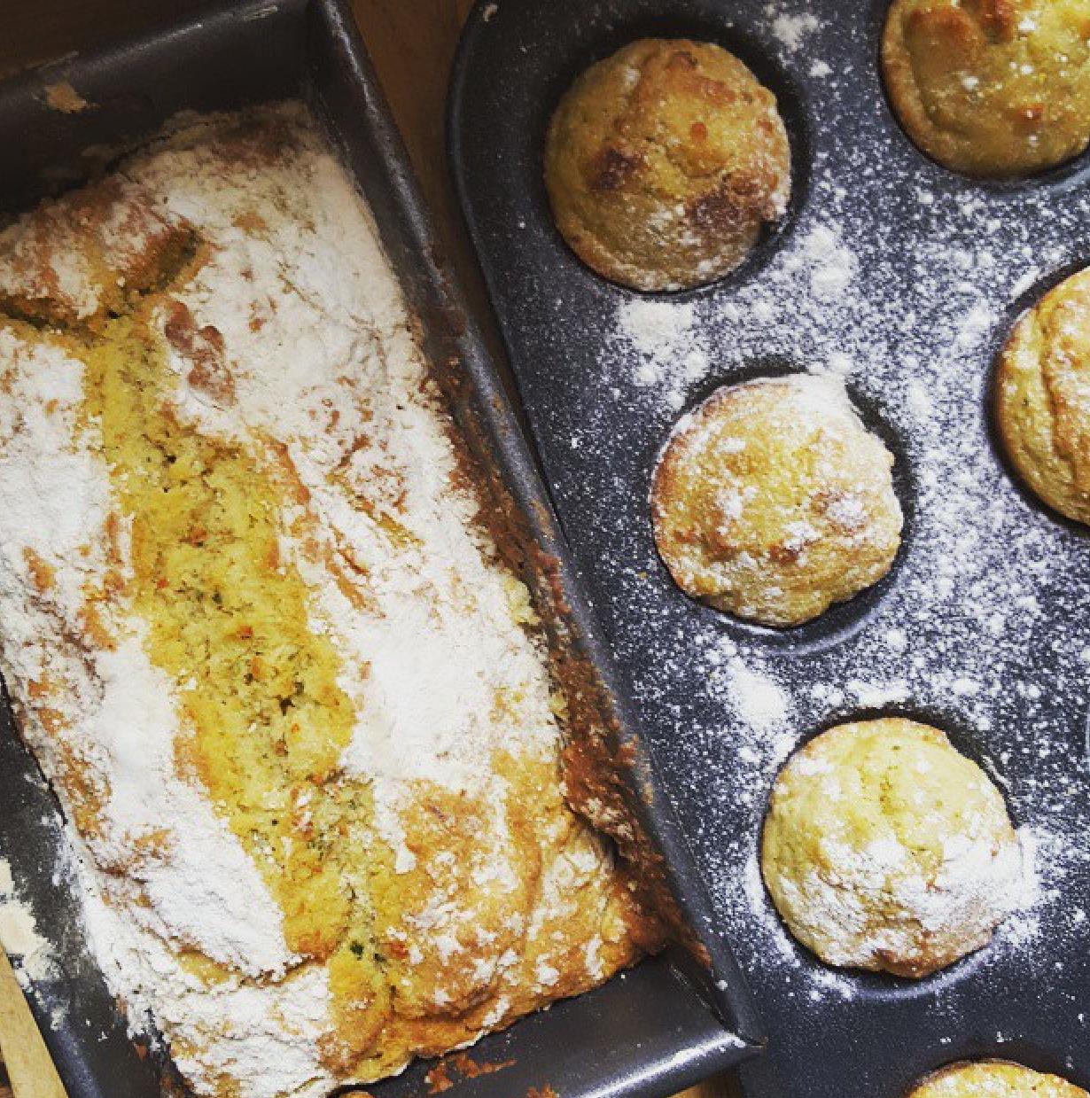 Corn Bread Muffins recipe by Jack Monroe