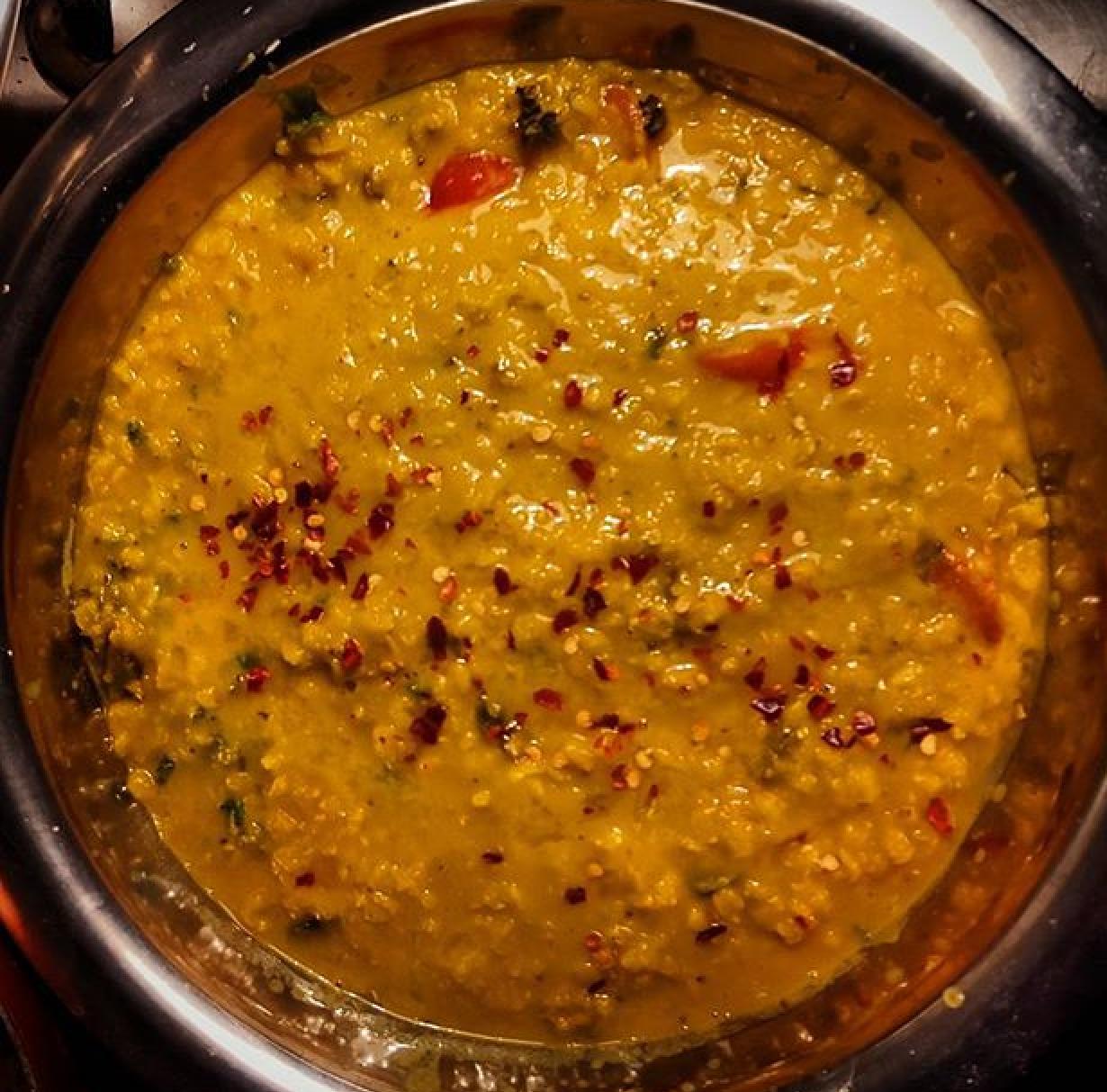 Tarka Daal recipe by Jack Monroe