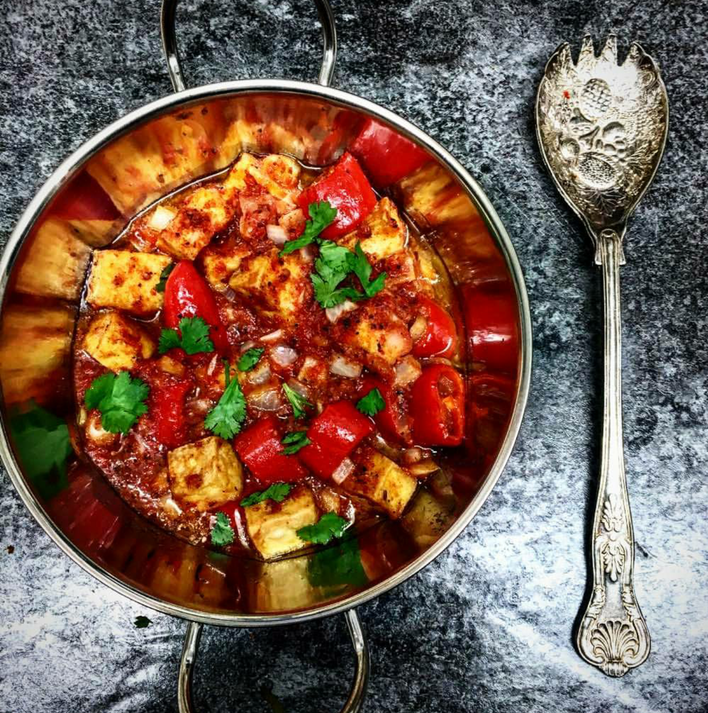 Tofu Shashlik recipe by Jack Monroe