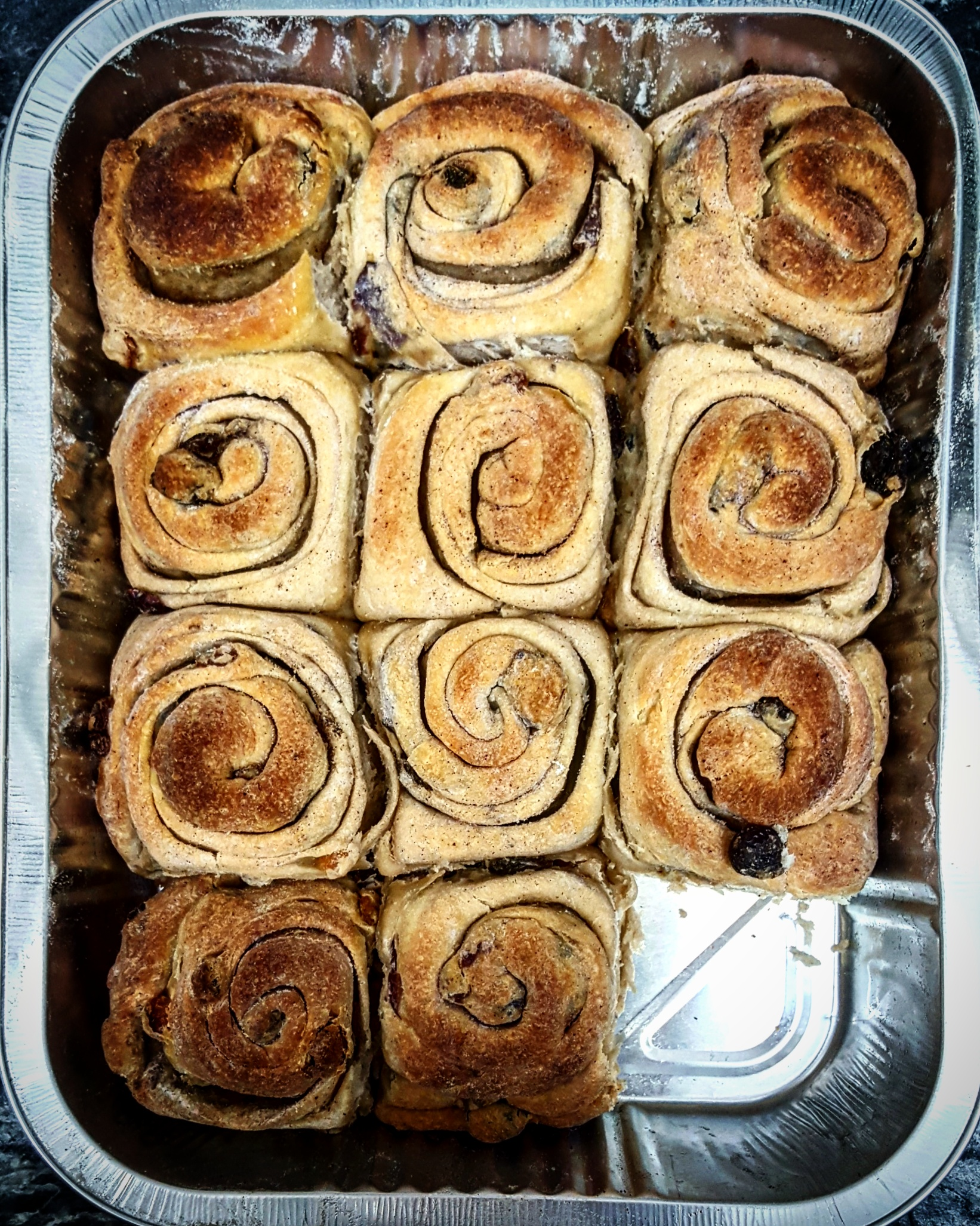 Whirlybuns recipe by Jack Monroe