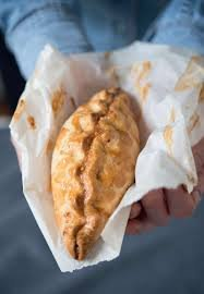 Boxing Day Pasties, 13p