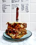 Ultimate Lasagne, 35p [from 'Veganish']