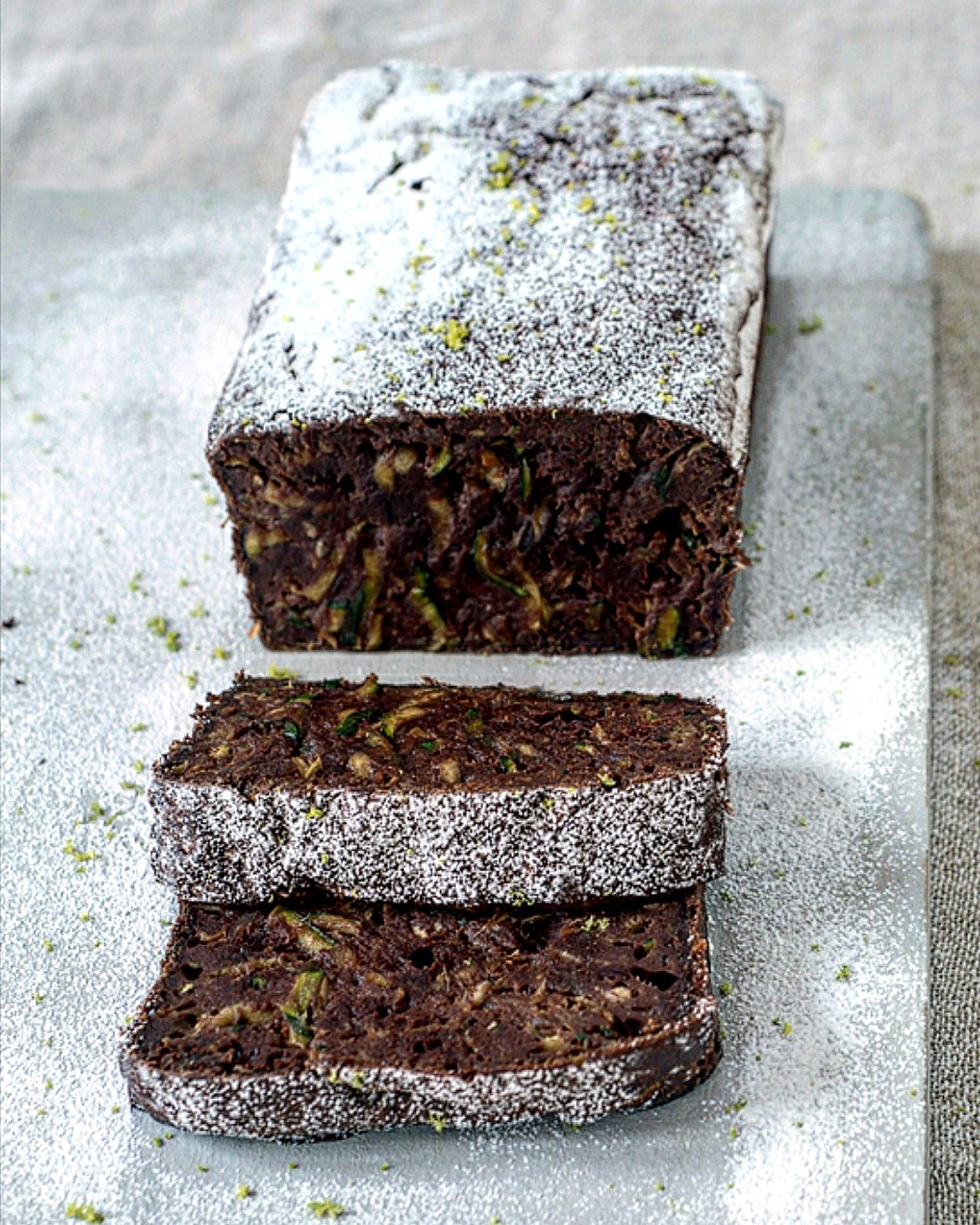 Courgette Chocolate Cake recipe by Jack Monroe