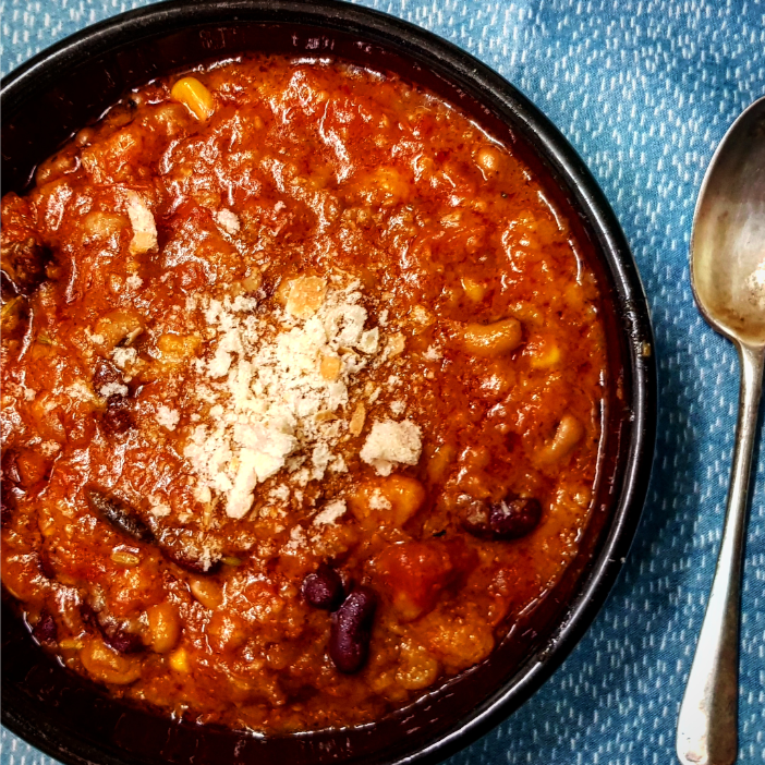 Bread, Bean & Fennel Stew recipe by Jack Monroe